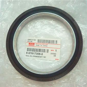 oil seals of crankshaft